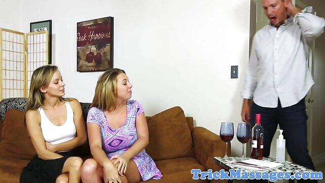 Maddy Oeilly می شود وحشی و دیوانه با فیلم سکسی پورن Lea Lexis